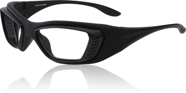 Atomic Anti-fogging Leaded Eyewear